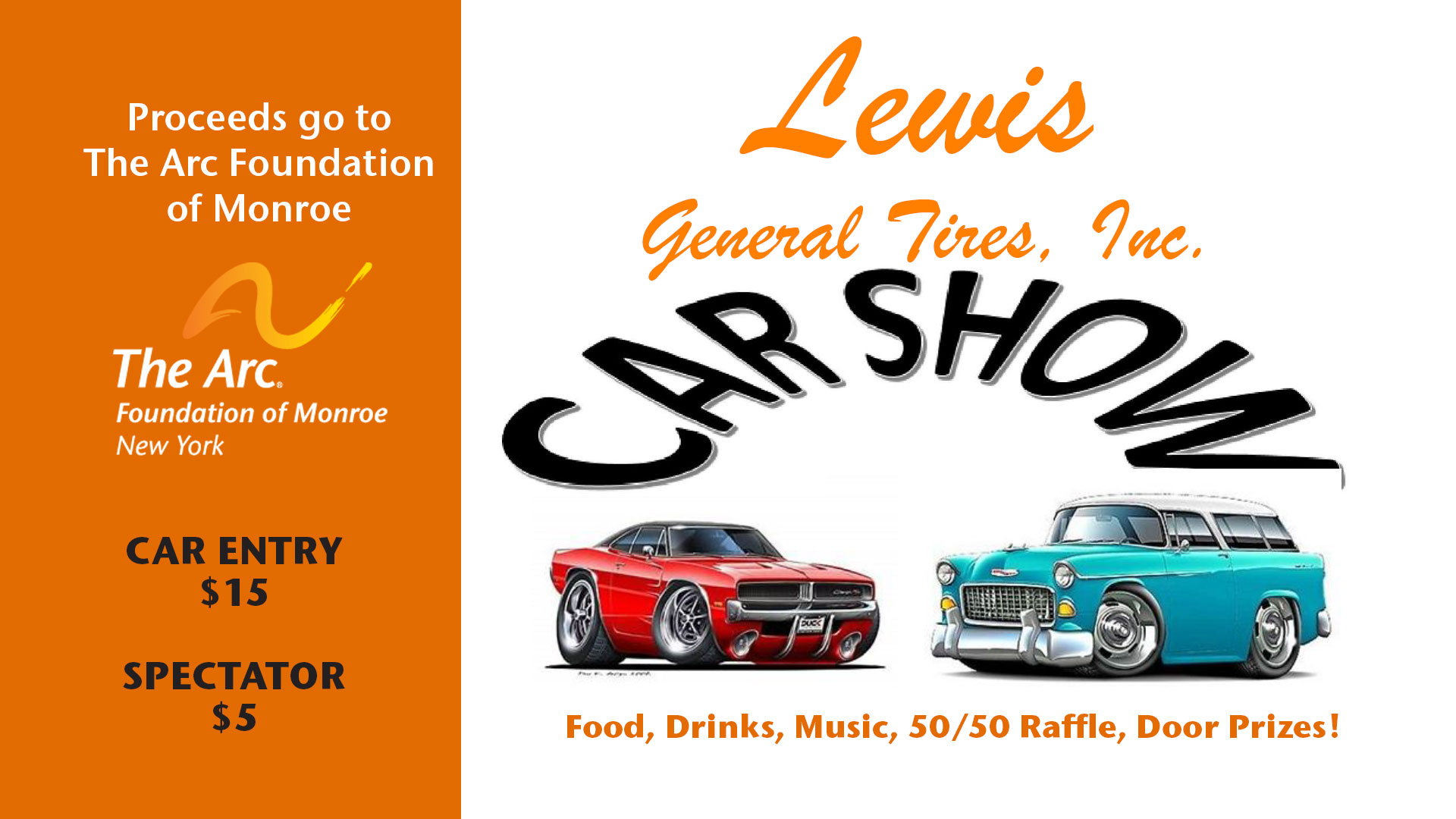 Lewis Classic Car Show Arc Of Monroe - Rochester car show