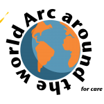 Arc Around the World logo